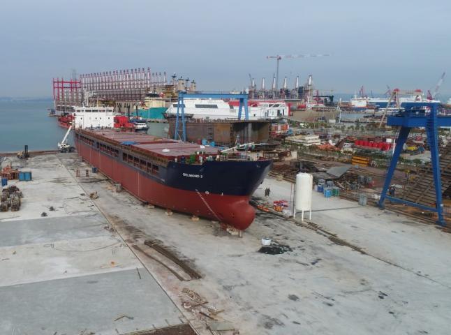 Gemi Tamir ve Bakımı
